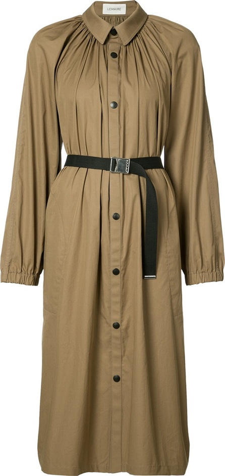 Lemaire pleated coat