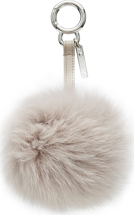 Fendi Pompom Fox Fur Keychain