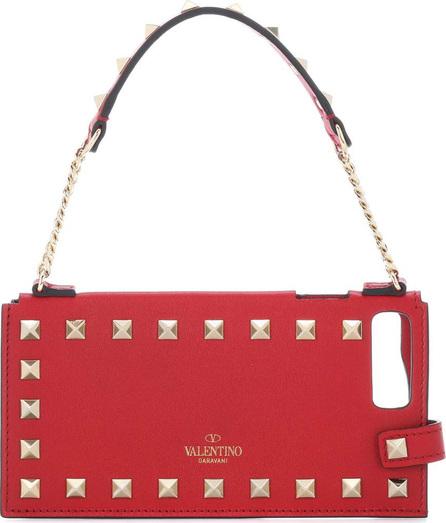 Valentino Valentino Garavani Rockstud leather iPhone 7+ case