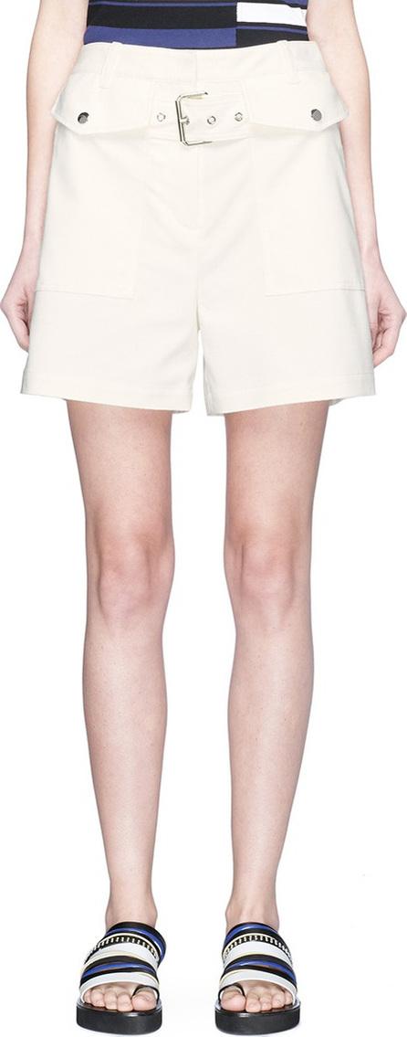 3.1 Phillip Lim Belted cargo shorts