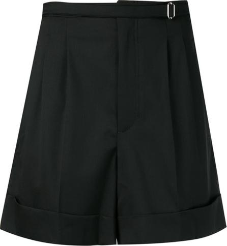 Helmut Lang Pleated shorts