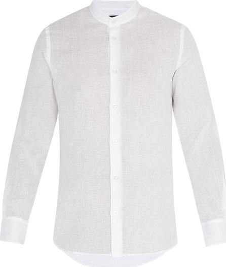 Frescobol Carioca Nero linen shirt