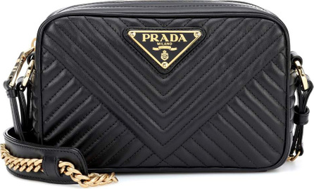 Prada Quilted leather crossbody bag
