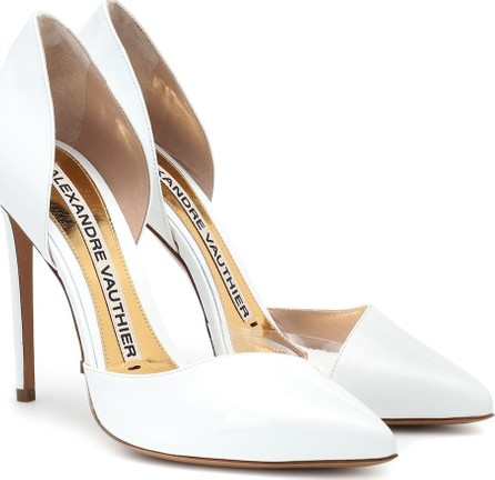 Alexandre Vauthier Angelina patent leather pumps