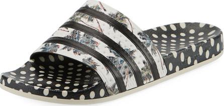 Adidas Adilette Multi-Print Slide Sandal