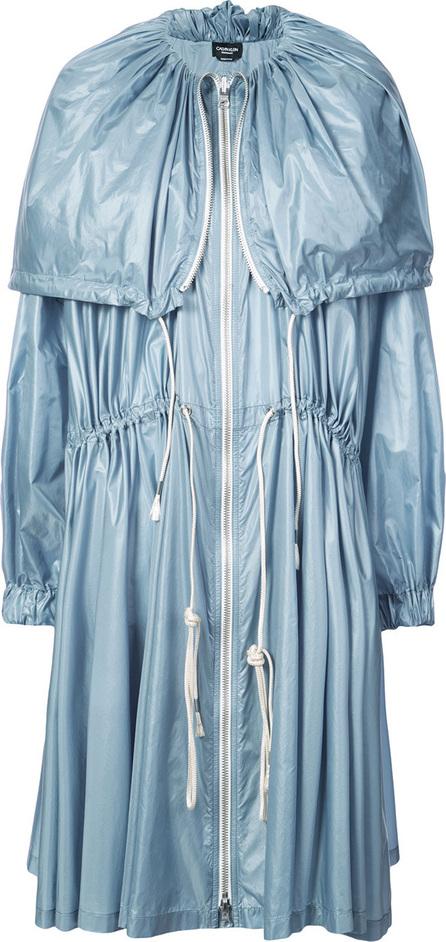 Calvin Klein 205W39NYC Drawstring midi coat