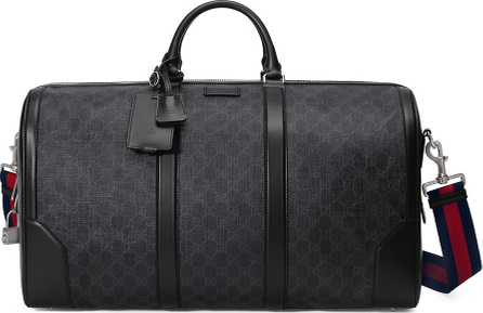 Gucci Men's Logo Supreme Weekender Bag