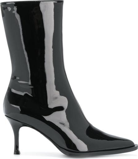 McQ Alexander McQueen TAMMY KNEE HIGH - Cowboy/Biker boots - black rpRutAQdV