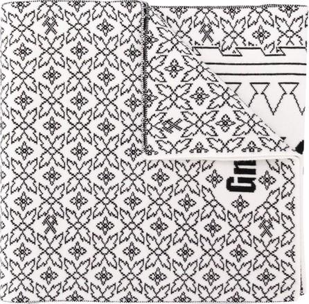 GmbH Geometric pattern scarf