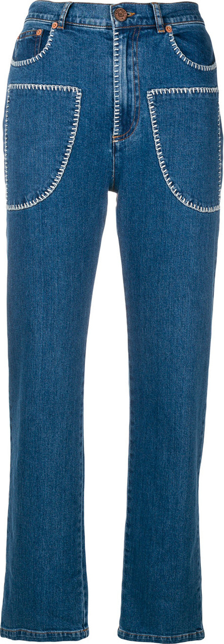 See By Chloé Front pocket jeans