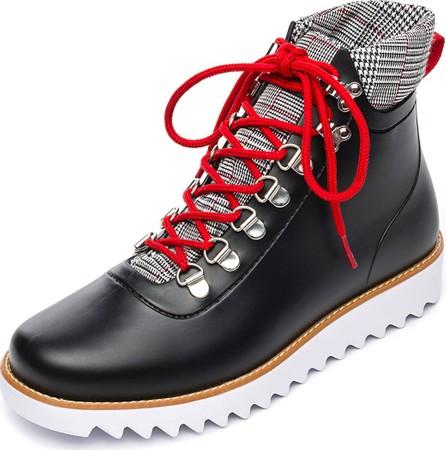 Bernardo Winnie High-Top Rainboots