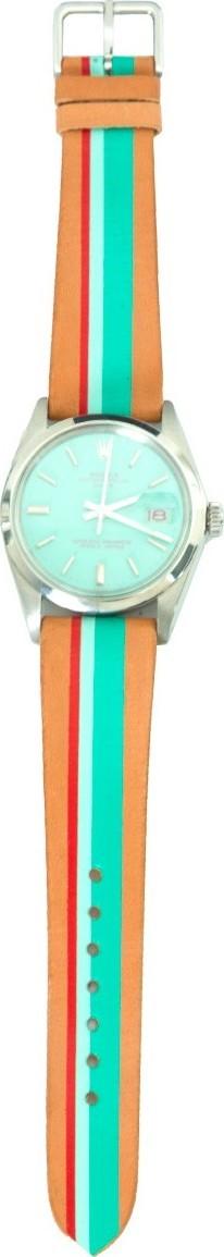 laCalifornienne Mint Rolex Oyster perpetual date watch