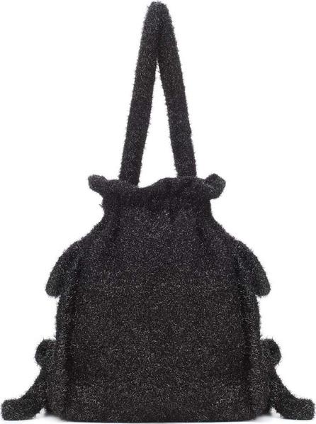 Simone Rocha Lamé bucket bag
