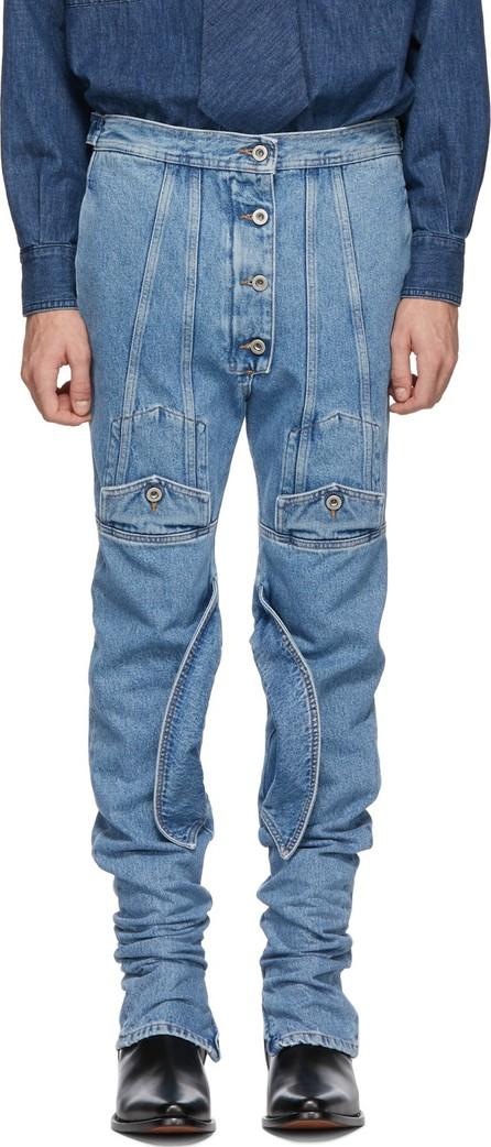Diesel Red Tag Blue Shayne Oliver Edition SOJP01 Jeans