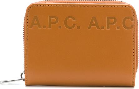 A.P.C. Emmanuel compact wallet