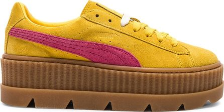 FENTY PUMA by Rihanna Cleated Suede Creeper Sneakers