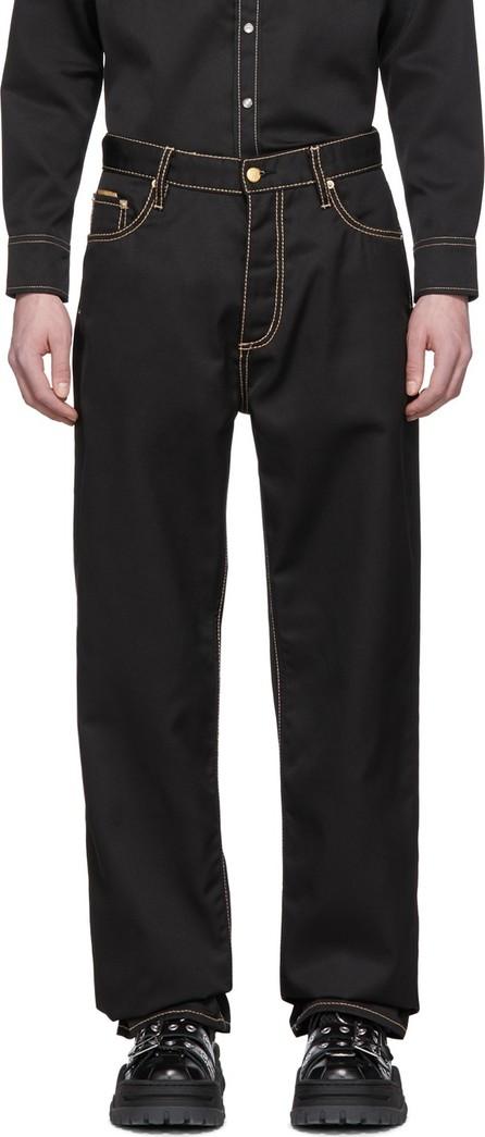 Eytys Black Benz Cali Jeans