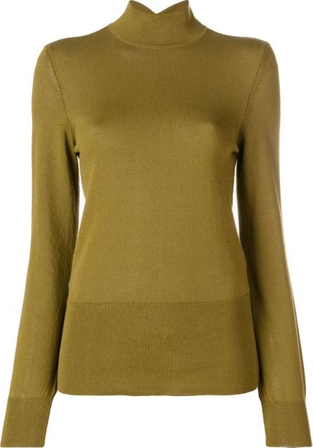 Jacquemus Keyhole back turtleneck sweater