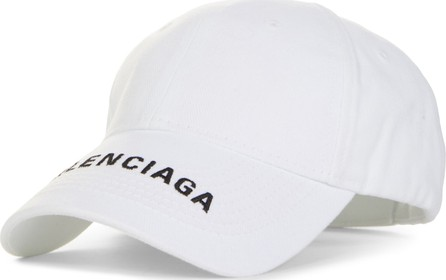 Balenciaga Logo Brim Hat