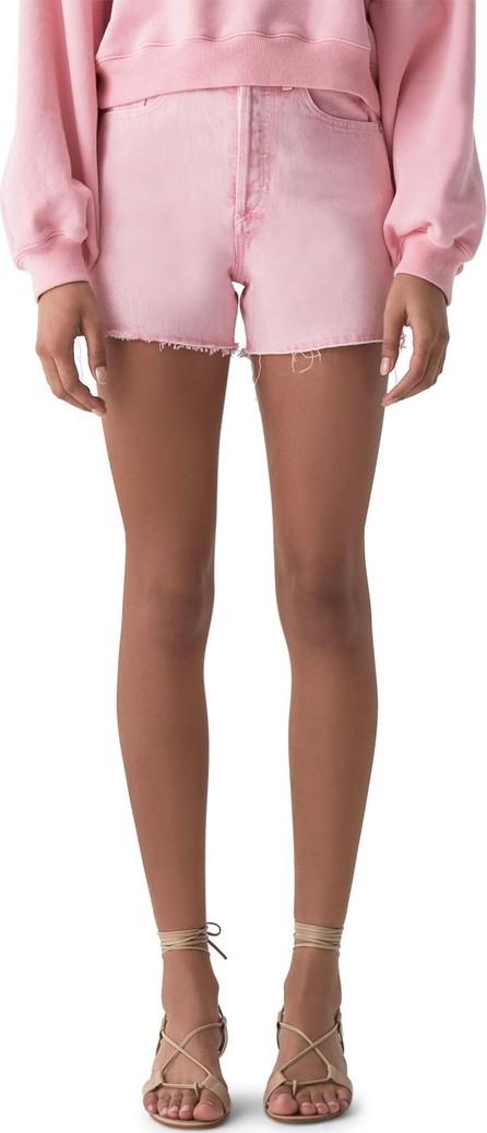 Agolde Dee Ultra High-Rise Shorts