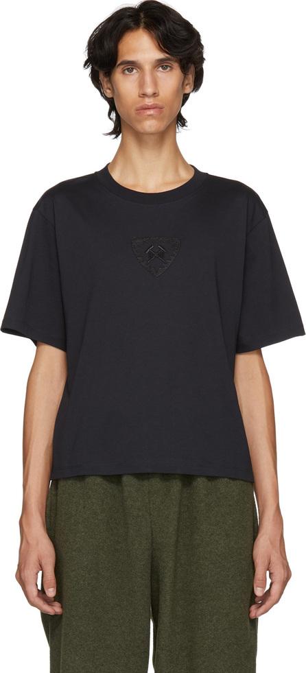 GmbH Navy Logo Birk T-Shirt