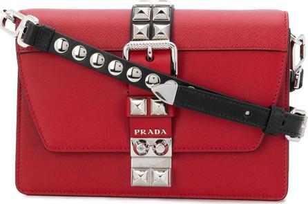 Prada Elektra studded crossbody bag