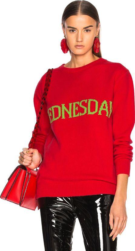 Alberta Ferretti Wednesday Crewneck Sweater