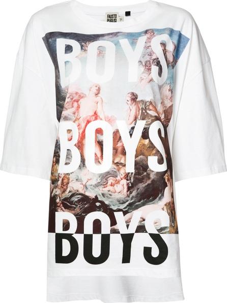 Fausto Puglisi Boys graphic T-shirt