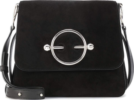 J.W.Anderson Disc suede shoulder bag