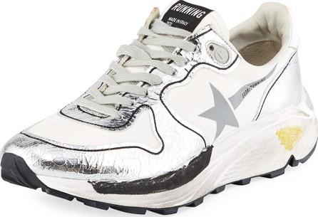 Golden Goose Deluxe Brand Running Mixed Media Sneakers
