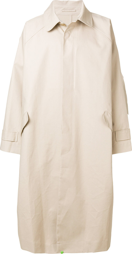 Hed Mayner Classic trench coat