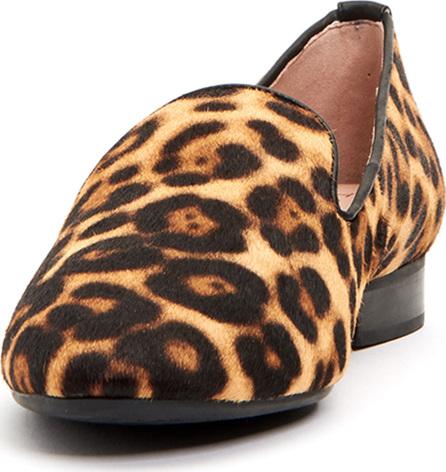 Taryn Rose Bryanna Suede Flat Loafers
