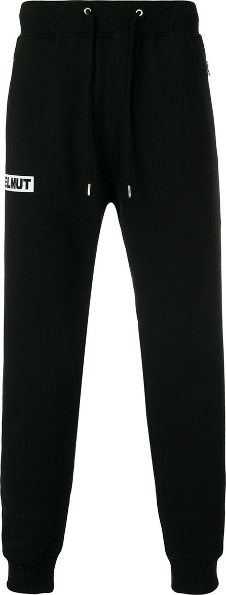 Helmut Lang Tapered tracksuit bottoms