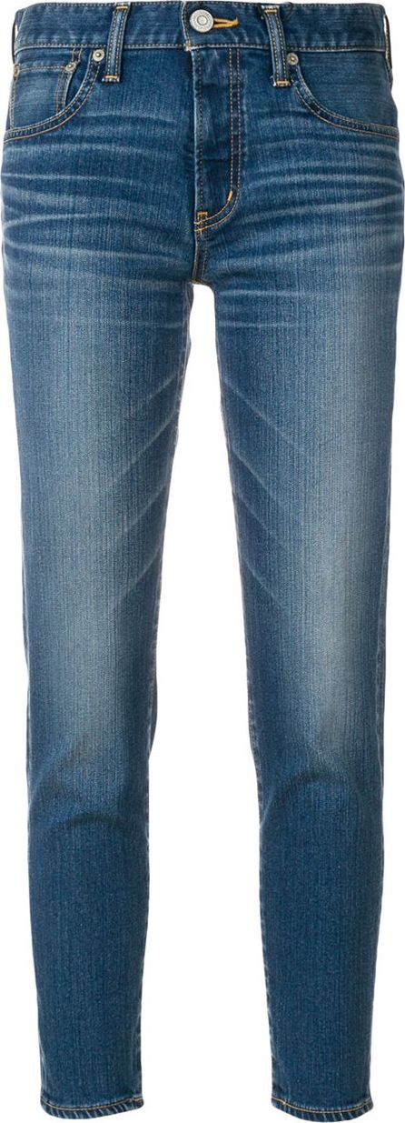 Moussy Comfort Velma cropped skinny jeans