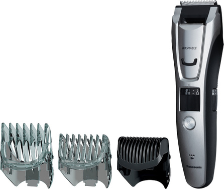 Panasonic All-in-One Men's Trimmer, 3 Attachments