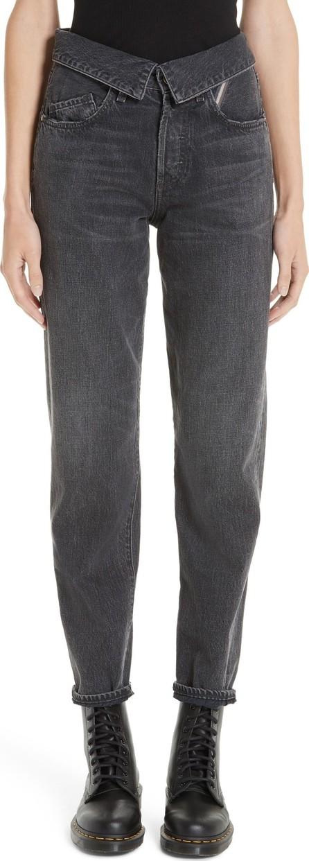 Jean Atelier Flip Straight Leg Jeans