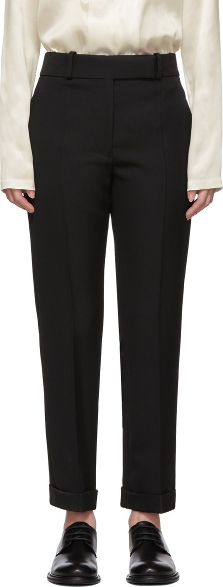 Haider Ackermann Black Wool Classic Calder Trousers