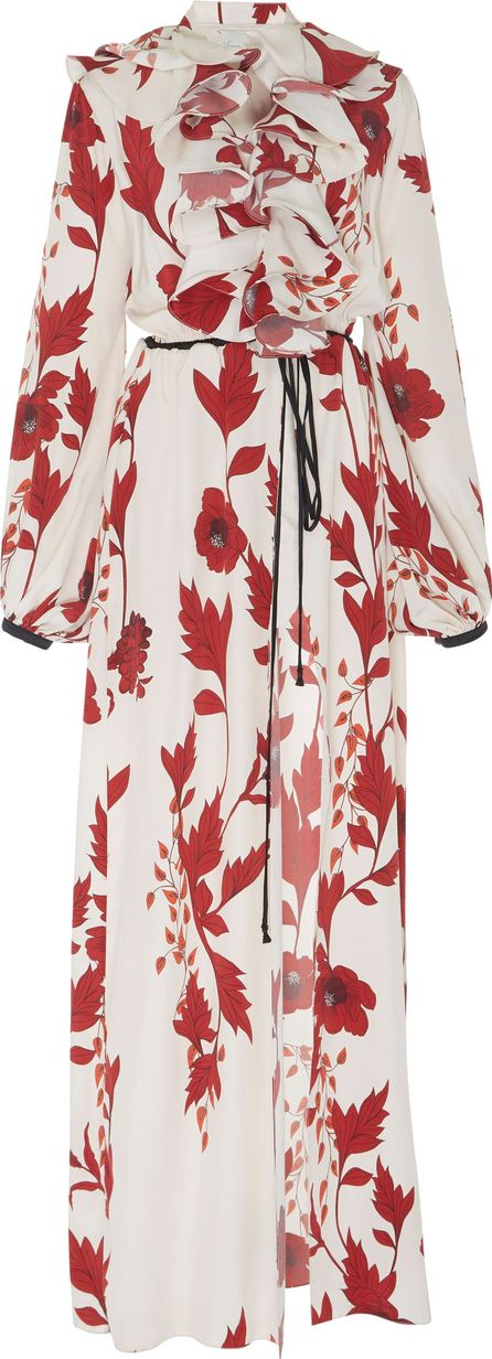 Johanna Ortiz Cape Of Good Hope Silk Crepe Kimono