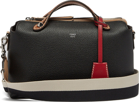 Fendi By The Way tri-colour leather cross-body bag