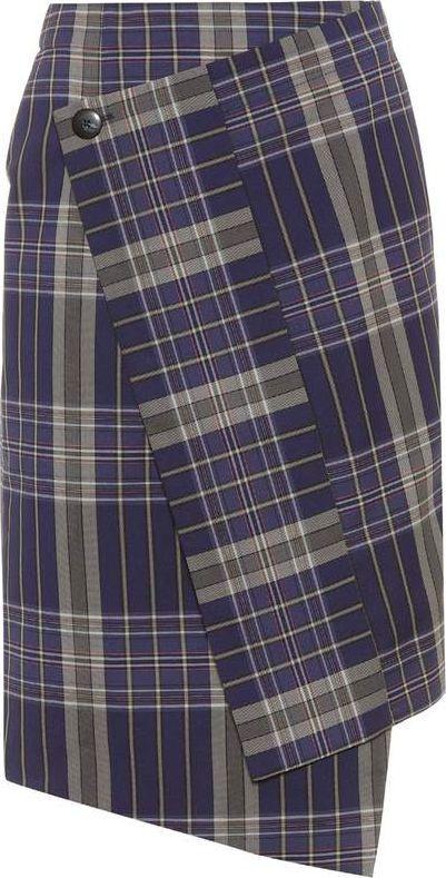 Acne Studios Hoshi wool-blend skirt