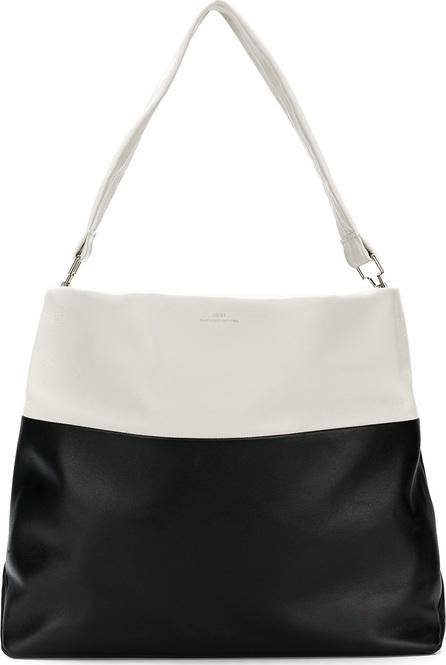 Desa Nineteenseventytwo Two-tone tote bag