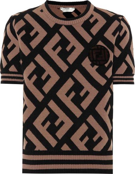 Fendi Wool-blend sweater