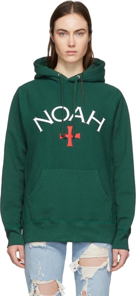 Noah NYC Green Logo Hoodie