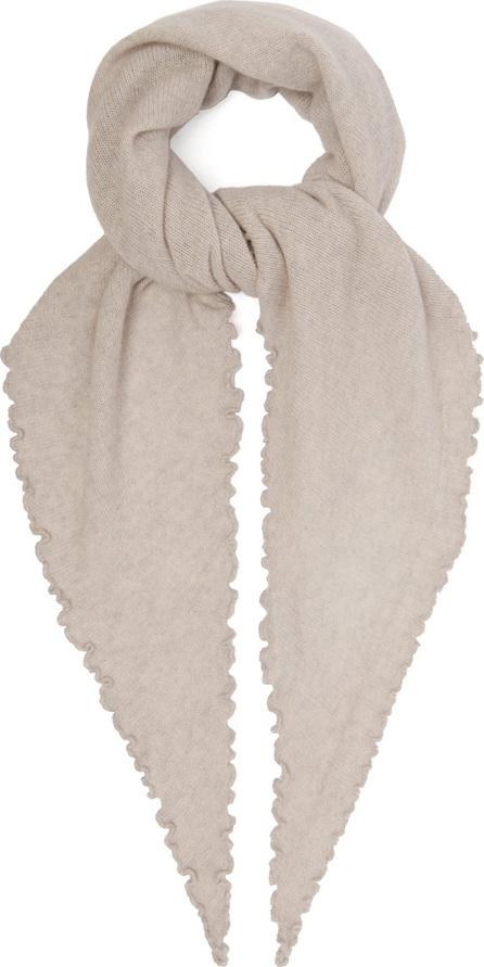 Allude Cashmere triangle scarf