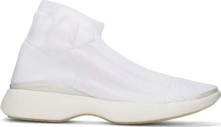 Acne Studios White Batilda Sneakers