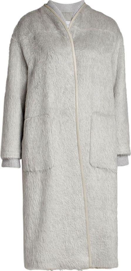 Agnona Coat with Alpaca and Wool