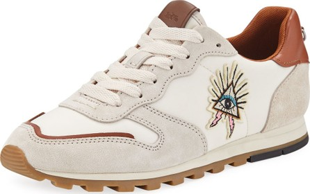 COACH Pyramid Runner Sneakers with Eye of Providence