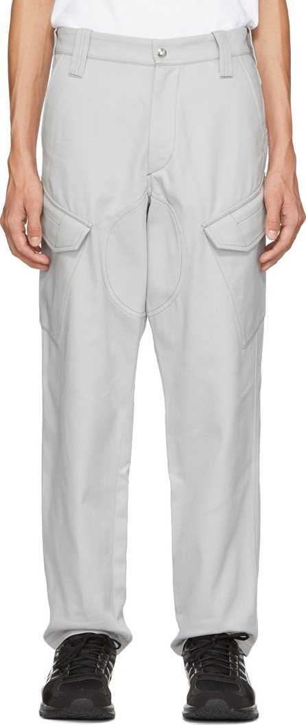 Affix Grey Service Pants