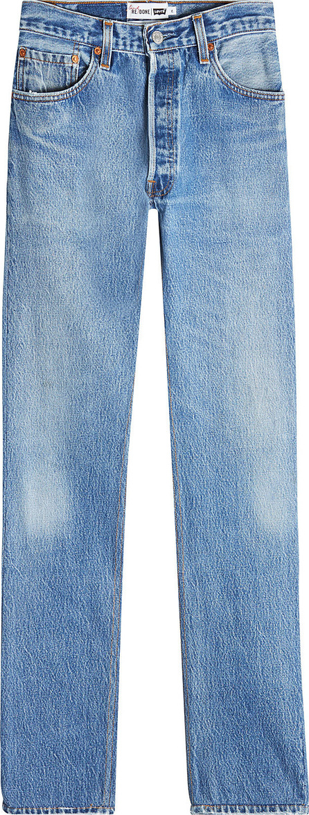 RE/DONE The Cindy High Rise Straight Leg Jeans