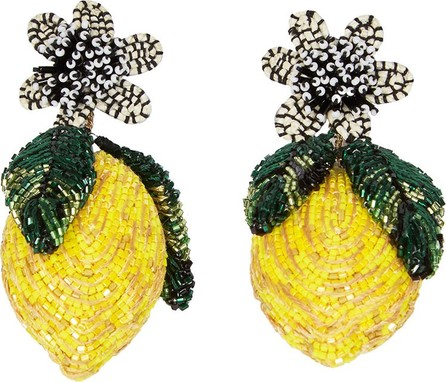 Mignonne Gavigan New York Lemon Lux Earrings